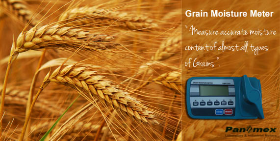 Grain Moisture Meter | Moisture Analyzer for Agriculture Commodities