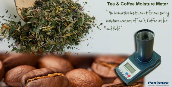 Tea and Coffee Moisture Meter
